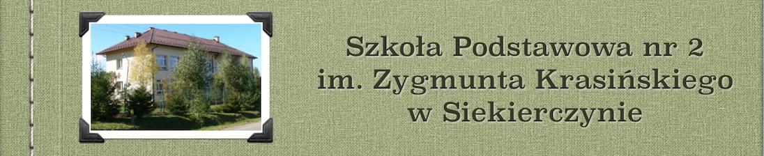 Szkoła Podstawowa nr 2 w Siekierczynie